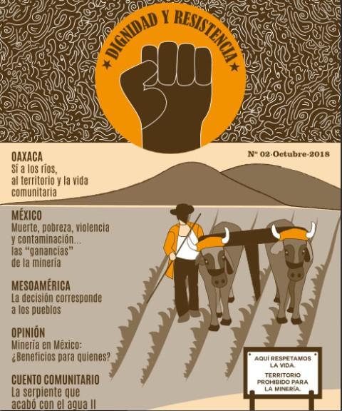"""Boletín """"Dignidad y Resistencia"""" No. 2: La determinación es de los pueblos"""