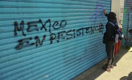 mexico en resistencia
