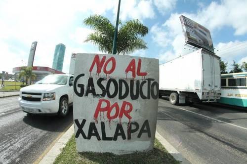 gasoducto Veracruz