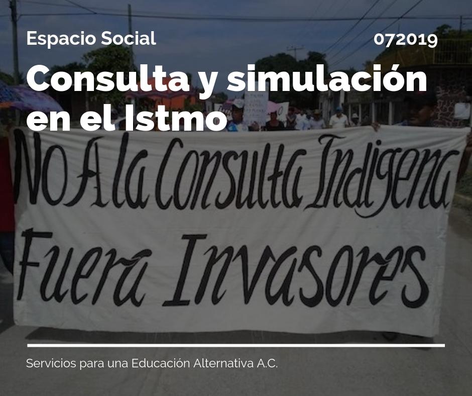 Espacio Social consulta