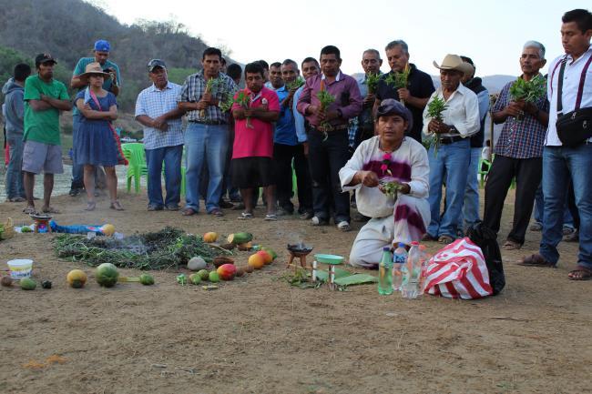 Mixtec Ceremony