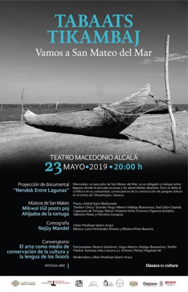 evento 23 mayo