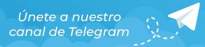 Únete a nuestro canal de telegram de La Minuta