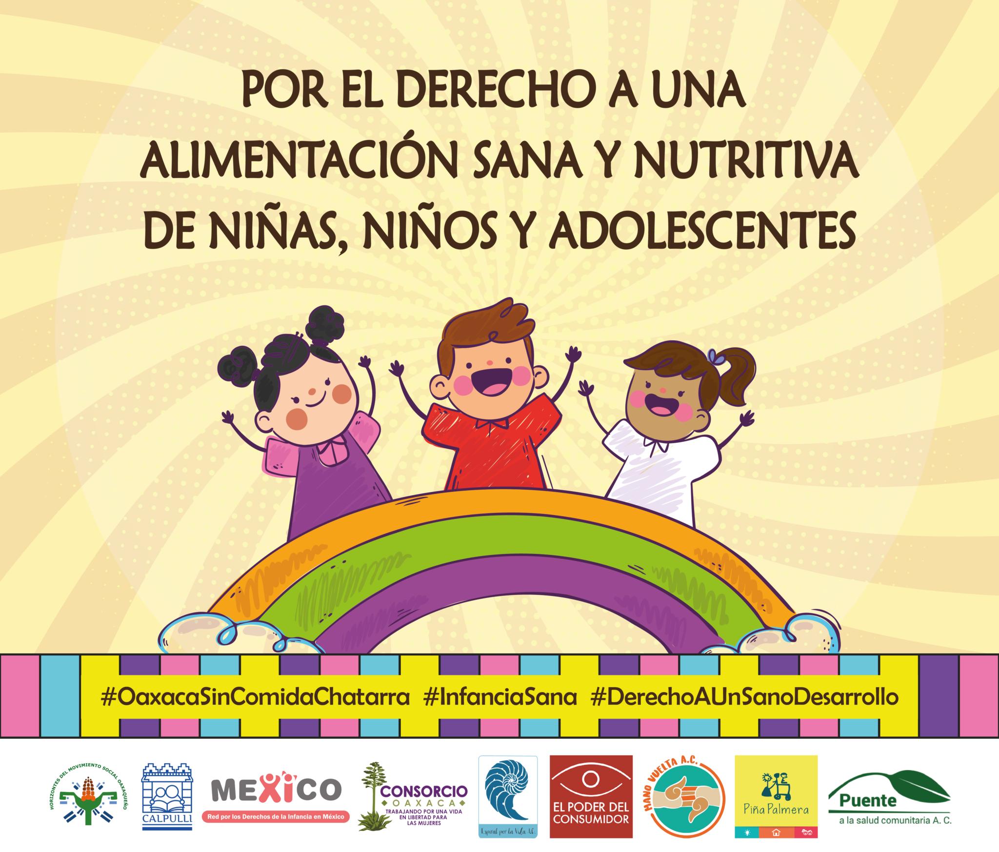 Impulsan en Oaxaca alimentación saludable